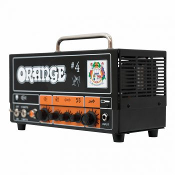 Orange #4 Jim Root Head Ampli Gitar 15 Watt