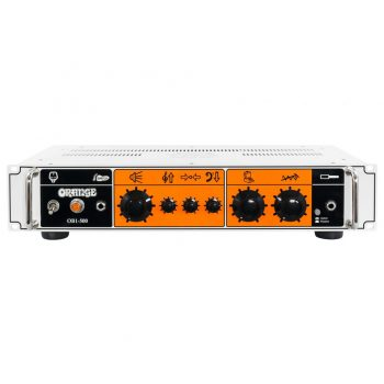 Orange OB1 500 Head Ampli Gitar & Bass 500 Watt