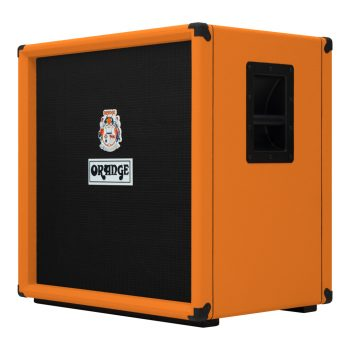 Orange OBC410 Cabinet Ampli Bass 4 x 10 Inch 600 Watt