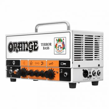 Orange Terror Bass Head Cabinet Ampli Bass 500 Watt