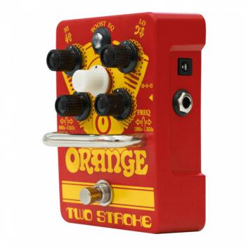 Orange Two Stroke Pedal Efek Gitar EQ