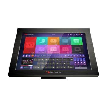 Nakamichi NT 190 Layar Touchscreen Karaoke 19 Inch