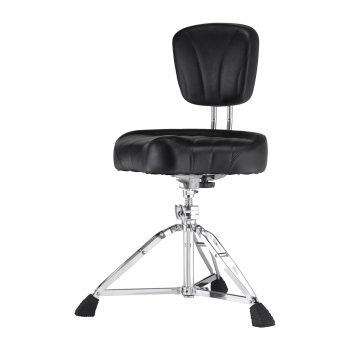 Pearl D2500BR Drum Throne with Backrest