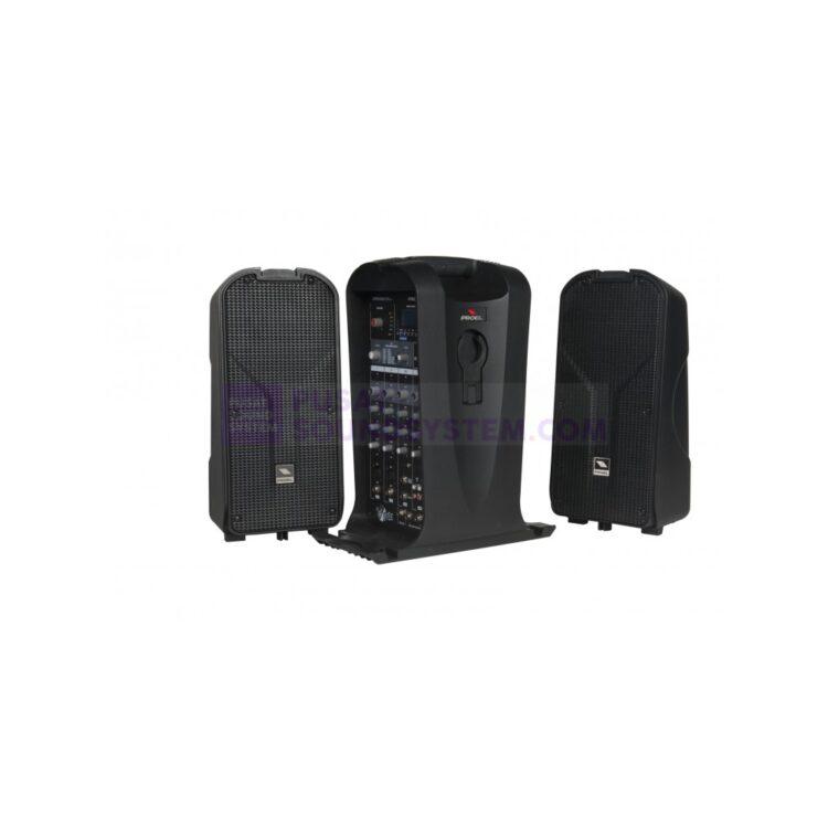 Proel Freepack65 Speaker Portable 6.5 Inch 75 Watt