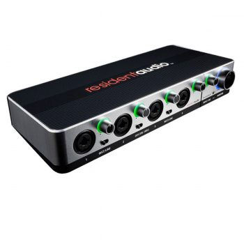 Resident Audio T4 Soundcard Recording 4 Channel