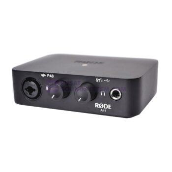 Rode AI1 Studio-Quality USB Audio Interface