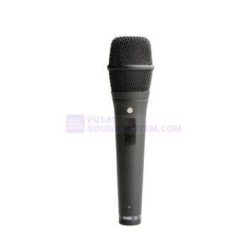 Rode M2 Mic Vokal Handheld Condenser Supercardioid