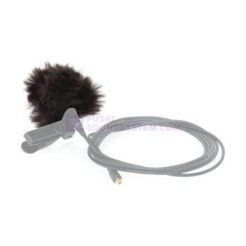 Rode Minifurlav Artificial Fur Lavalier Microphone Wind Shie...