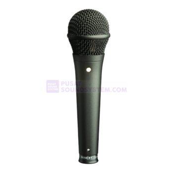 Rode S1 Mic Vokal Handheld Condenser Supercardioid