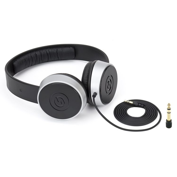 Samson SR450 On-Ear Studio Headphones