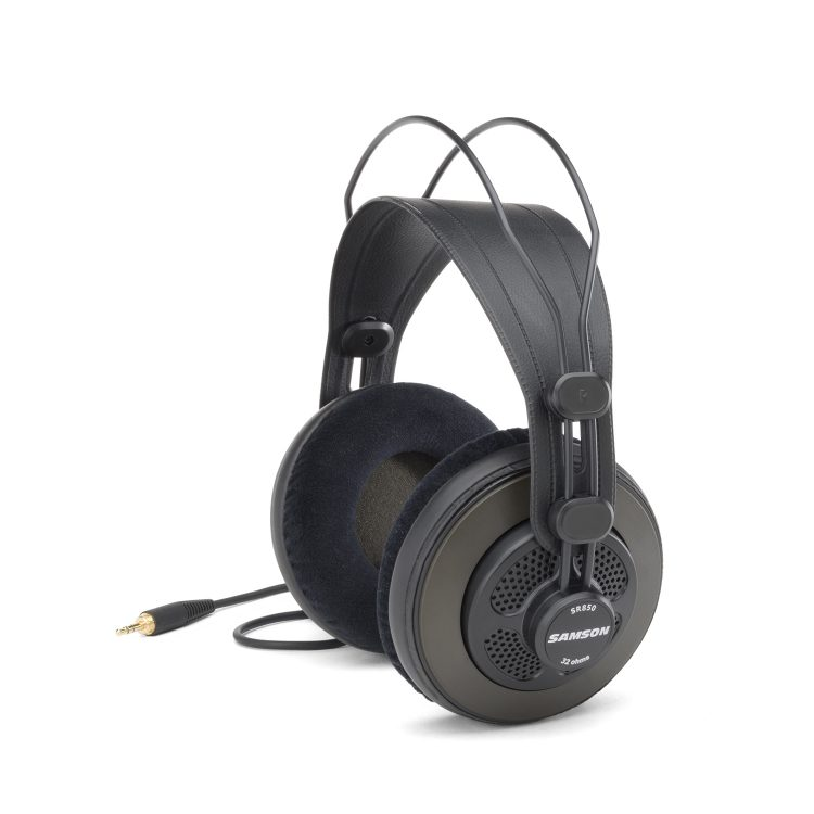 Samson SR850 Semi Open Back Studio Headphones