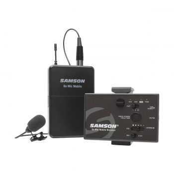 Samson Go Mic Mobile Lavalier Wireless System