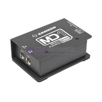 Samson MD1 1-channel Passive Instrument Direct Box