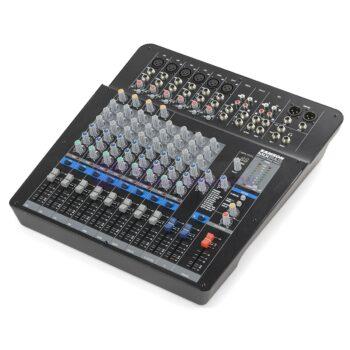 Samson MIXPAD MXP144FX Mixer Analog 14 Channel (USB+FX)