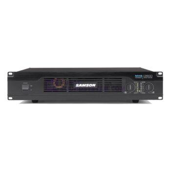 Samson MXS3500 Power Amplifier 2 Channel 5400 Watt