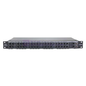 Samson SM10 Mixer Line Analog Stereo 10 Channel