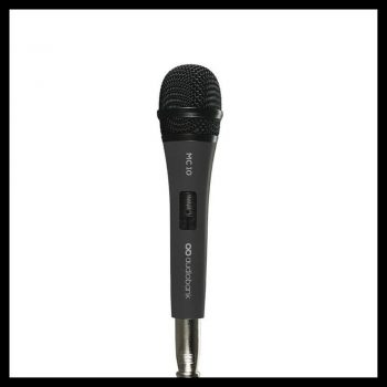 Audiobank MC 10 Mic Kabel Karaoke Dynamic