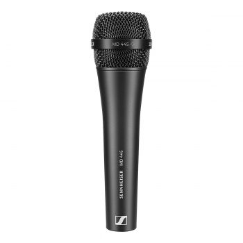 Sennheiser MD 445 Mic Vokal Handheld Dynamic Supercardioid