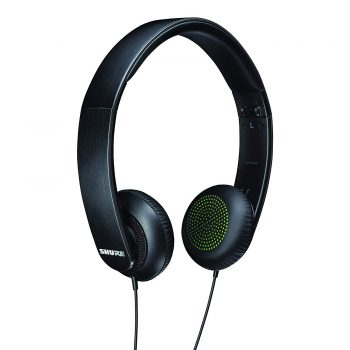 Shure SRH144 Portable Semi Open Headphones