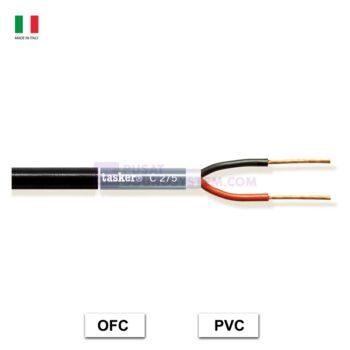 Tasker C275 Kabel Audio Speaker 100m 2×1,5mm2