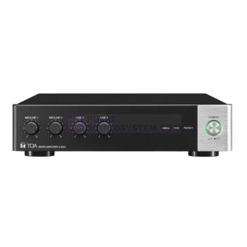 TOA A-5012 Digital Mixer Amplifier 120 Watt