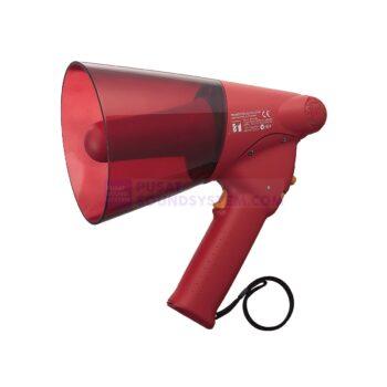 TOA ER-1206S Waterproof Hand Grip Sirene Megaphone 10W