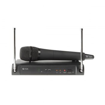 TOA WS-420-AS Mic Vokal Handheld Wireless Dynamic