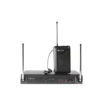 TOA WS-430-AS Mic Jepit Lavalier Wireless Condenser