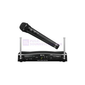 TOA WS-5265 Mic Vokal Handheld Wireless Dynamic