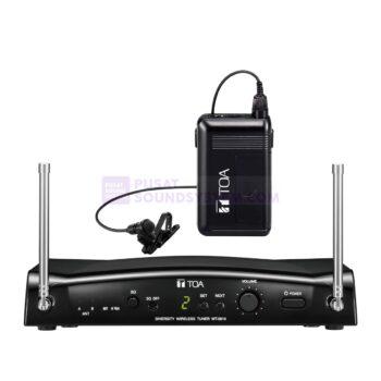 TOA WS-5325M Mic Lavalier Wireless Condenser