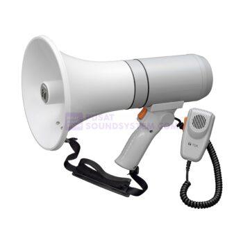 TOA ZR-3215 Hand Grip Type Megaphone 15 Watt