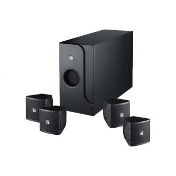 TOA ZS-BS301B Compact satellite speaker system