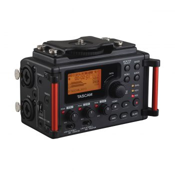 Tascam DR-60D MkII 4-track Portable Recorder for DSLR Video ...
