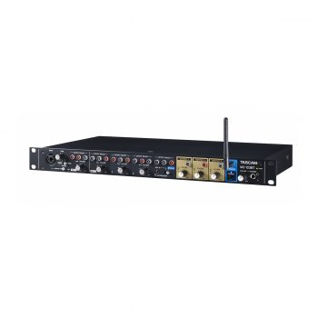 Tascam MZ-123BT 3-channel Rackmount Multizone Mixer