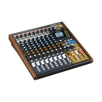 Tascam Model 12 Mixer Recording Analog 12 Channel