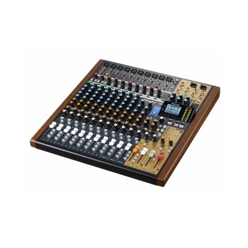 Tascam Model 16 Mixer Recording Analog 16 Channel
