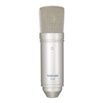 Tascam TM-80 Mic Recording Condenser Large-diaphragm