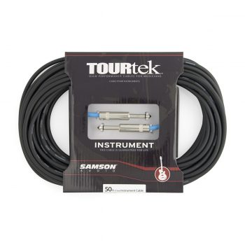 Samson Tourtek TI50 15m Instrument Cables
