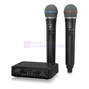 Behringer ULM302MIC Mic Vokal Wireless Dual Handheld