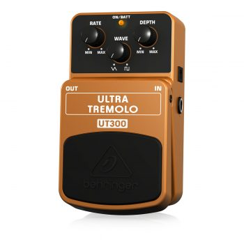 Behringer UT300 Classic Ultra Tremolo Effects Pedal