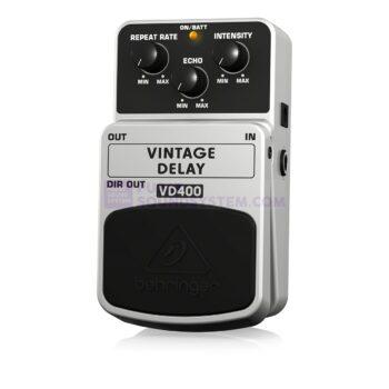 Behringer VD400 Vintage Analog Delay Effects Pedal
