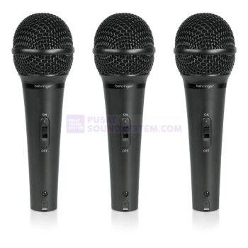 Behringer XM1800S Mic Vokal Handheld Dynamic Cardioid