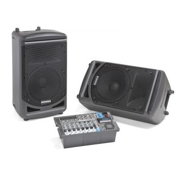 Samson Expedition XP1000 Speaker Portable 10-Inch 1000-Watt