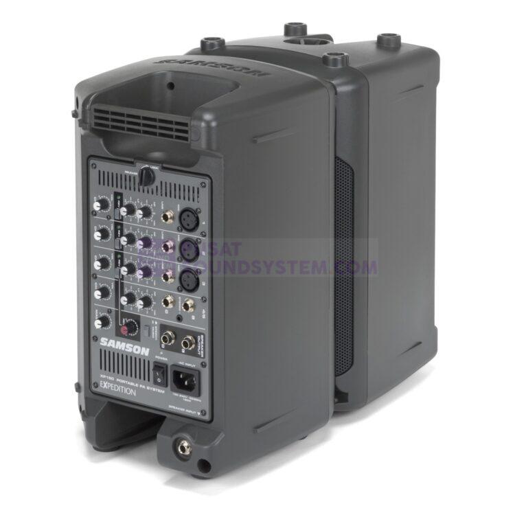 Samson Expedition XP150 Speaker Portable 6-Inch 150-Watt