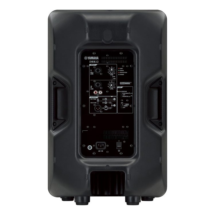Yamaha DBR12 Speaker Aktif 12-Inch 1000-Watt