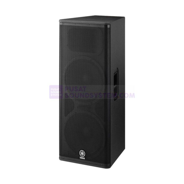 Yamaha DSR215 Speaker Aktif Dual 15-Inch 1500-Watt