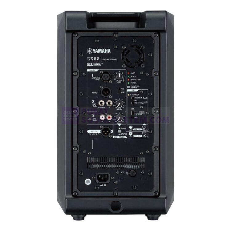 Yamaha DXR8 Speaker Aktif 8-Inch 1100-Watt