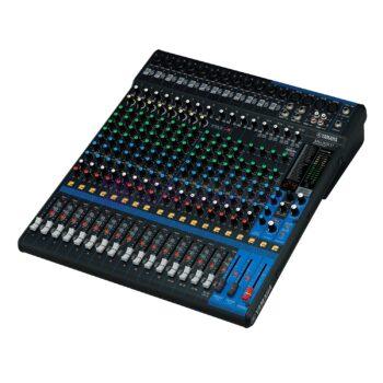 Yamaha MG20XU 20-Channel Analog Mixer (USB+FX)