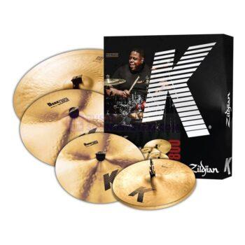 Zildjian K0800 K Cymbal Crash Ride Pack