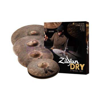 Zildjian KCSP4681 K Custom Special Dry Cymbal Set
